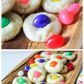 Jellybean Sugar Cookies