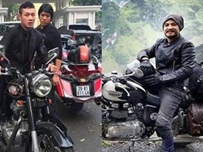 Nhiều biker ngỏ ý muốn tham gia diễu hành nhưng MC Anh