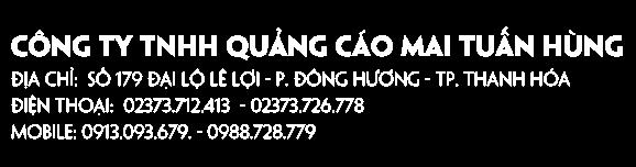 Quang cao Mai Tuan Hung