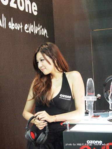 就算有心也逛不完! ~ Computex Taipei 2011 / 台北國際電腦展 Part2 : 南港展區篇 3C/資訊/通訊/網路 Computex Taipei 旅行 會展