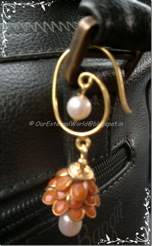 gold-pearl-orange-stone-earrings-danglers