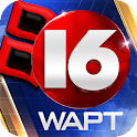 Hurricane Tracker 16 WAPT News logo