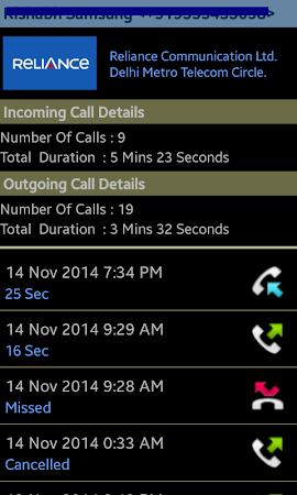 Mobile Number Tracker 1.7 screenshot 234806