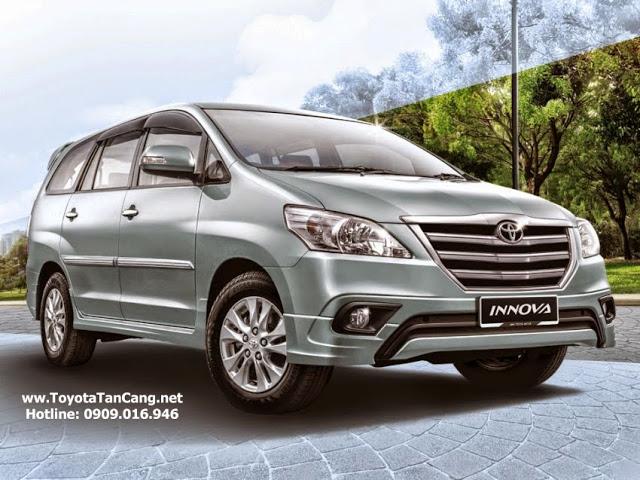 gia xe toyota innova 2015 - Kỷ niệm 20 năm thành lập khuyến mãi lớn khi mua xe tại Toyota Hùng Vương - Muaxegiatot.vn