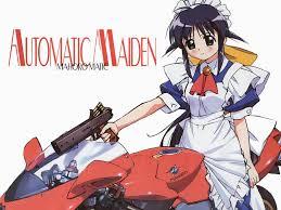 Mahoromatic Automatic Maiden