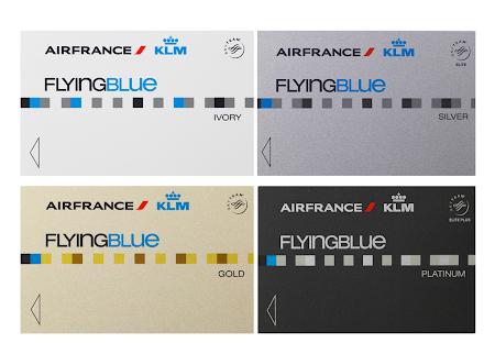Carduri Flying Blue