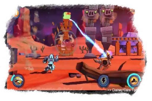 Tricks Angry Birds Transformer