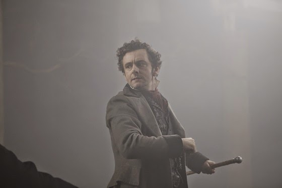 Michael Sheen in The Adventurer