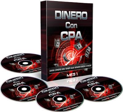 DINERO CON CPA [ Curso ] – Descubre los secretos ocultos para ganar dinero en internet, sin tener que vender nada a nadie
