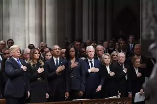Gia đình — người cha (Bài diễn văn của tổng thống G. Bush vĩnh biệt người cha)