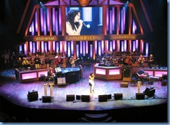 9184 Nashville, Tennessee - Grand Ole Opry radio show - Mandy Barnett & accompaniment