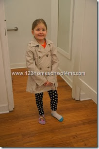 OshKosh B'gosh Trench Coat for girls