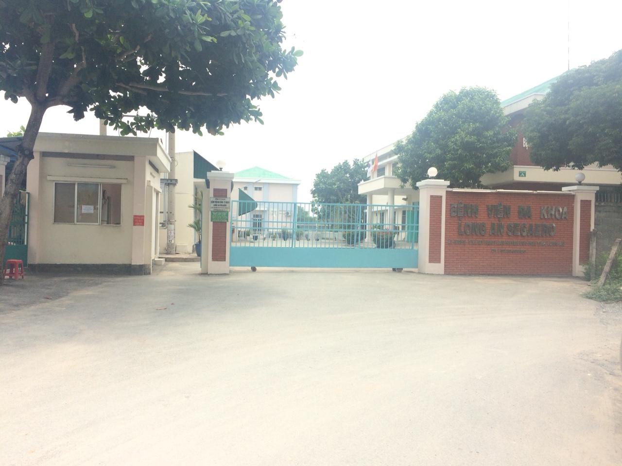 Nhà phố khu dân cư Bệnh Viện Đa Khoa Long An 01