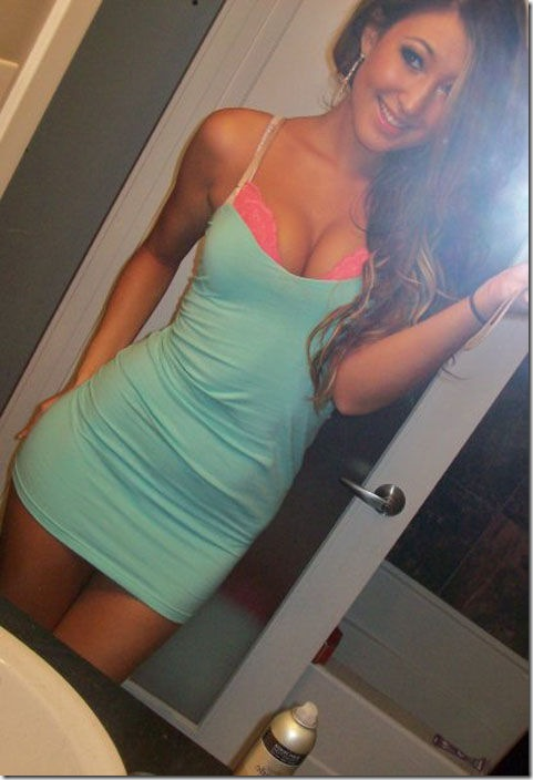 Matchless hot nude teens in dresses something is