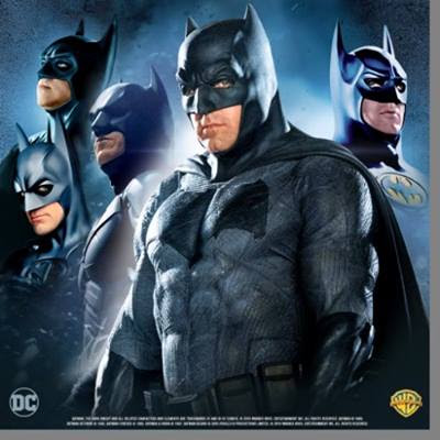 Celebrate BatmanDay with all your favorite Dark Knights