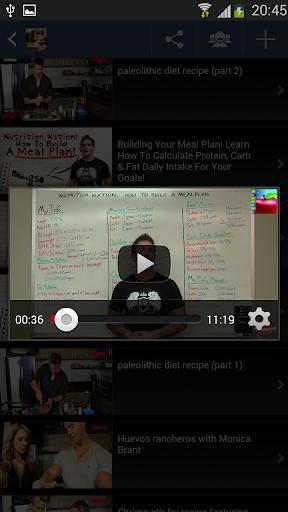 健美饮食与食谱|玩生活App免費|玩APPs