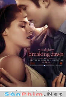 Hừng Đông (phần 1) -  The Twilight Saga: Breaking Dawn - Part 1