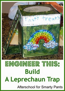 Build a Leprechaun Trap