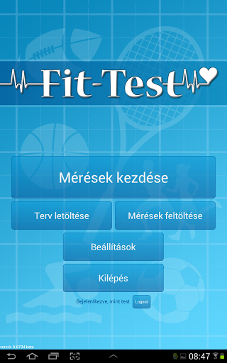 Fit-Test demo