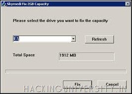 Convert 1GB Memory Card to 2GB