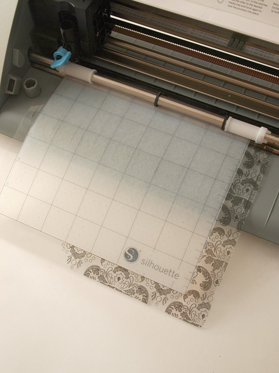 Silhouette Stamping Material & Cutting Mat #spon