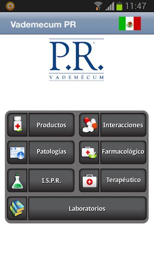 PR Vademécum Informed