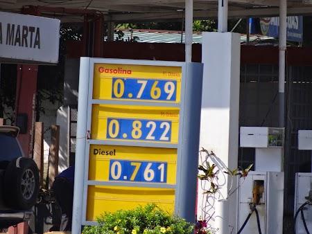 13. Pret benzina Panama.JPG