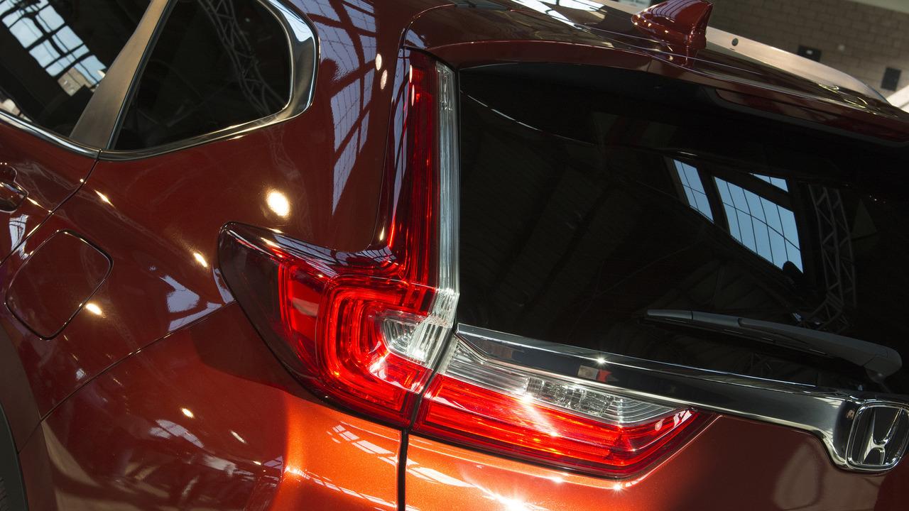Xe Ô tô Honda CR V Thế Hệ Mới 09