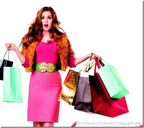 i love shopping