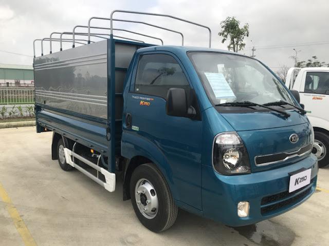 Xe tải Thaco Kia K200 thùng bạt