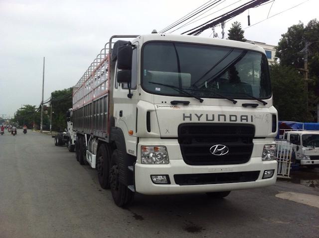 Xe tải Hyundai 22 tấn
