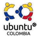 Ubuntu Colombia logo