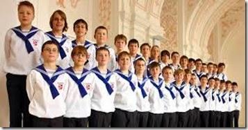 Niños cantores de Viena en mexico