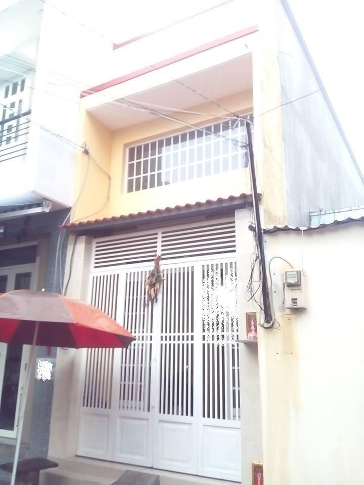 Bán nhà hẻm Quận Tân Phú 09