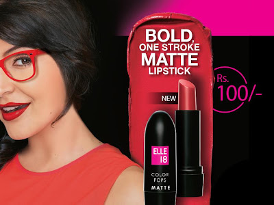 Anushka goes bold this season with the New Color Pops Matte