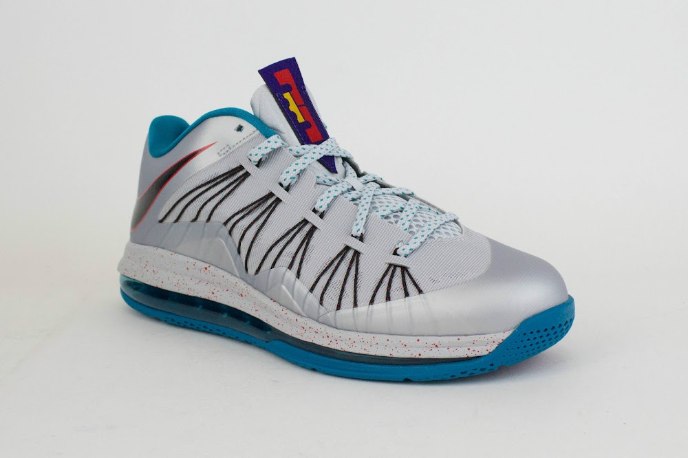 aba027ea1ff0 Release Reminder Nike LeBron X Low Akron Aeros ...