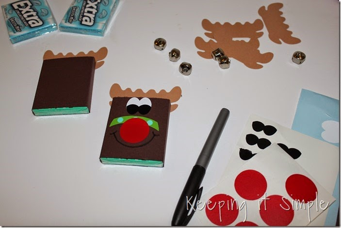 #ad Extra-gum-reindeer-gift #ExtraGumMoments (4)