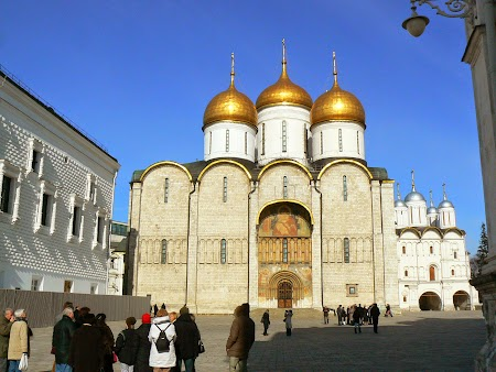 Circuit Rusia: Biserici Kremlin