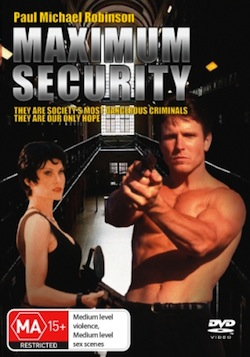 Maximum security poster