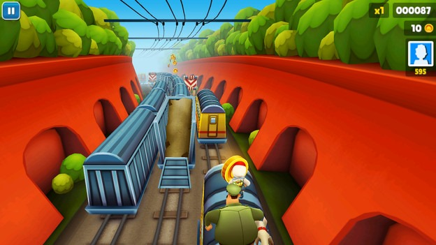 subway surfers windows pc game