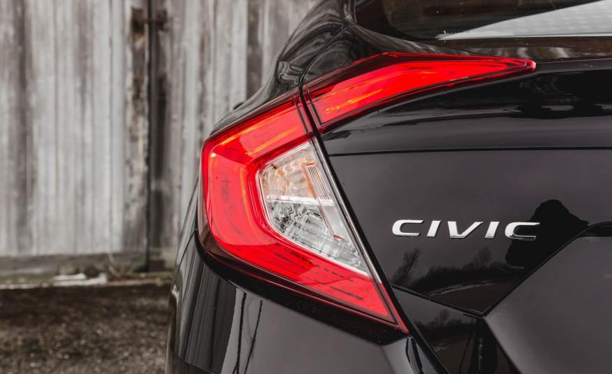 Xe Ô Tô Honda Civic Thế Hệ Mới 08