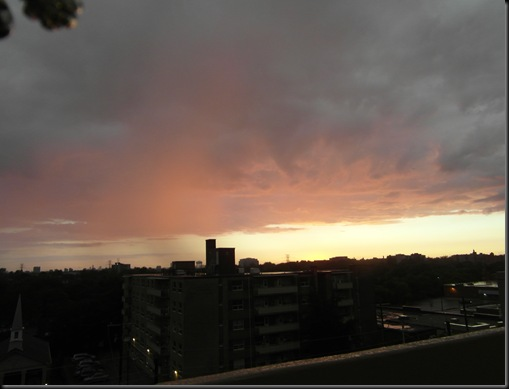 Rainy sunset (5)