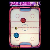 Spin Air Hockey