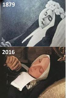 Đôi nét về chị Bernadette, vị thánh được Chúa ban cho ơn xác thân bất hoại, ngay cả sau khi đã qua đời