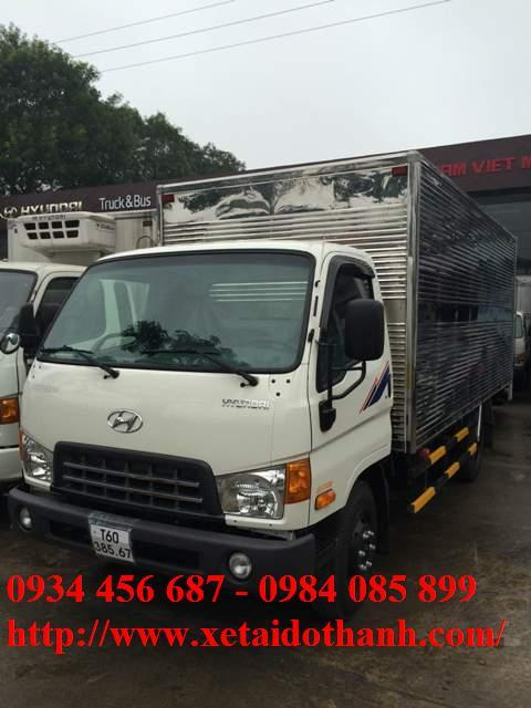 Hyundai HD99 do thanh lap rap