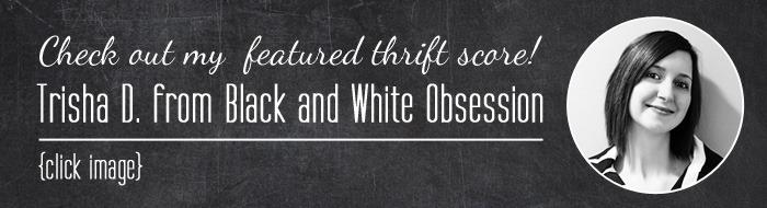 Thrift Score Thursday Trisha 2