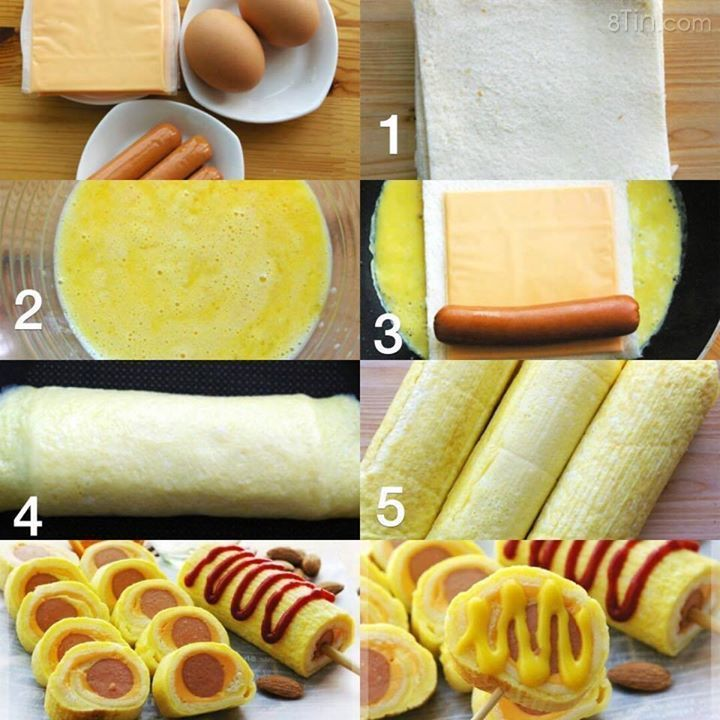 Cùng MNVN vào bếp để buổi sáng thêm vi diệu nào ~