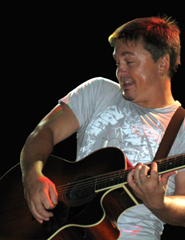 Edwin McCain: talent or sweat?