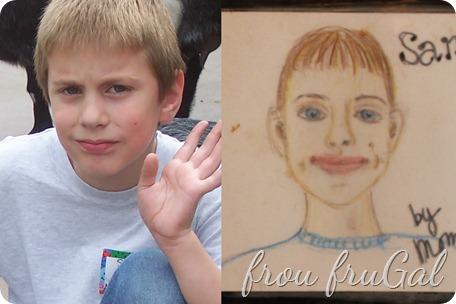 Sam & Caricature