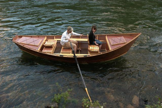 Mckenzie River Drift Boat Museum